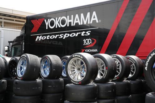 様々なレースを支えている「ADVAN」レーシングタイヤ